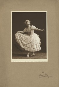 Adeline Genee 1916 © National Portrait Gallery