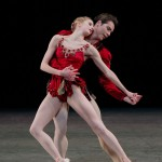 Sterling Hyltin and Gonzalo Garcia in Rubies, photo © Paul Kolnik