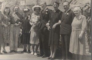 Franz Nanette wedding