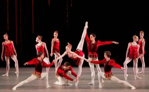 NYCB Jewels, Rubies
