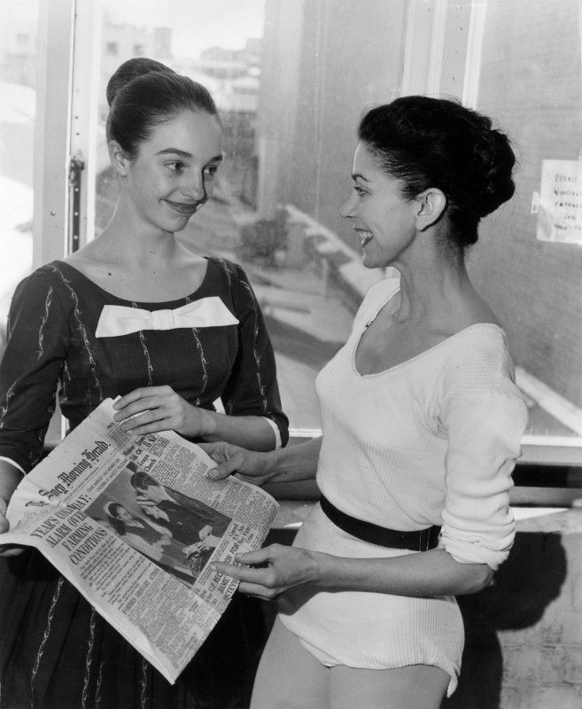 fonteyn and nureyev relationship