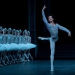 José Martinez in Swan Lake