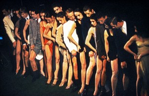 1980, a work by Pina Bausch, photo © William Yang