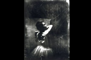 Dancer Adjusting her Strap, 1895 by Edgar Degas