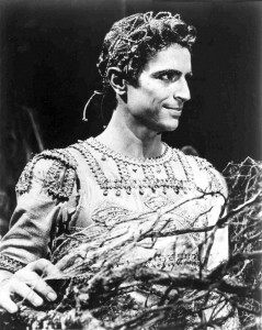 Edward Villella as Oberon in Midsummer Night's Dream