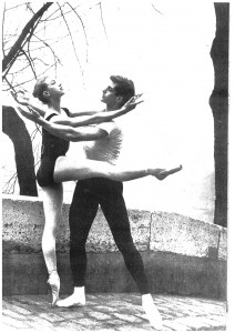 Claire Sombert and George Reich