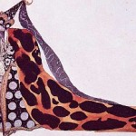 Bakst's design for Carabosse
