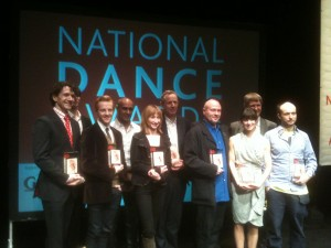 2011 National Dance Award winners
