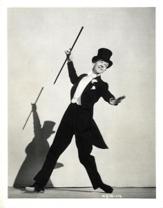 Fred Astaire in Top Hat, 1935