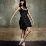 Tamara Rojo, ad for fashion label Hoss Intropia