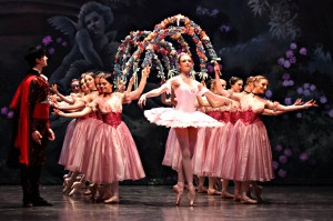 Queensland Ballet's The Sleeping Beauty, Clare Morehen as Aurora