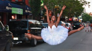 Michaela DePrince, publicity shot for First Position