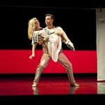 Justine Summers and Steven Heathcote in Sweedeedee photo © Lynette Wills