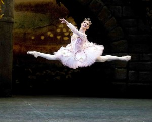 Alina Cojocaru, The Sleeping Beauty, photo © Gene Schiavone