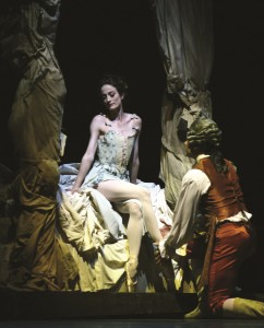 Julie Kent in Manon, photo © Hector Matias Montini