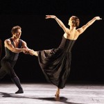 David Mack and Jayne Smeulders, WA Ballet, Un Ballo, photo © Jon Green