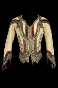 Costume by Nicholas Georgiadis for Nureyev in Raymonda, Opéra national de Paris, 1983.  Photo © Pascal François/CNCS