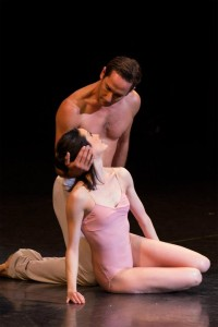 Amber Scott and Damian Smith, After the Rain, photo © Lynette Wills