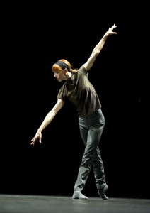 Sylvie Guillem in Rearray, photo © Bill Cooper