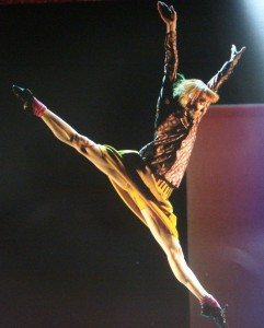 Sylvie Guillem in Mats Ek's Bye, photo © Bill Cooper
