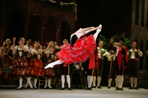 Natalia Osipova, Don Quixote, photo © Damir Yusupov
