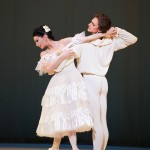 Tamara Rojo and Sergei Polunin in Marguerite and Armand, photo © Bill Cooper/Royal Opera House