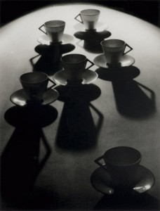 Olive Cotton, Tea cup ballet , 1935, Art Gallery of NSW.