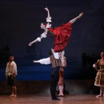 Natalia Osipova and Ivan Vasiliev in Don Quixote,  The Australian Ballet  2013, photo © Jeff Busby