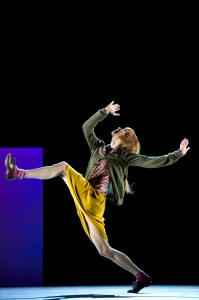 Sylvie Guillem in Bye by Mats Ek, photo © Bill Cooper