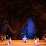 Le Corsaire, the pirates' den, Bolshoi Ballet, photo © Damir Yusupov