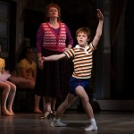 Josh Denyer as Billy Elliot, photo © Luis Enrique Ascui/Getty Images AsiaPac