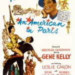 An American in Paris, poster, 1951