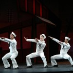 Fancy Free, ABT production, Jose Manuel Carreno, Sascha Radetsky, Herman Cornejo, photo © Rosalie O'Connor