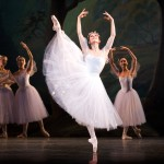 Alina Cojocaru, La Sylphide, the Royal Ballet, photo © Johan Persson/Royal Opera House