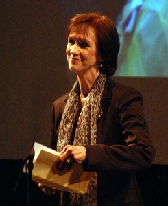 Gailene Stock, photo © John Ross