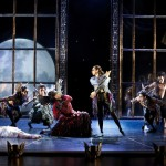 Matthew Bourne's Sleeping Beauty, Carabosse encounters Count Lilac, photo © Simon Annand