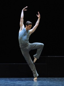 Cameron Hunter, The Art of War, The Australian Ballet, photo © Branco Gaica