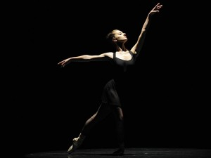 Imogen Chapman, Polymorphia, The Australian Ballet, photo © Branco Gaica