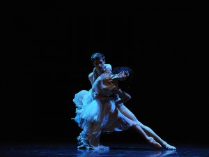 Rohan Furnell and Vivienne Wong, TInted Windows, The Australian Ballet, photo © Branco Gaica