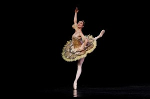 Ako Kondo in Paquita, The Australian Ballet 2013, photo © Jeff Busby