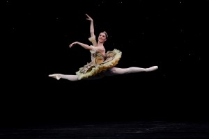Amy Harris in Paquita, The Australian Ballet 2013, photo © Jeff Busby