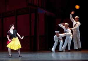 Fancy Free, American Ballet Theatre, photo © Rosalie O'Connor