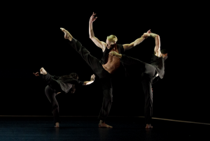 2 in D Minor, Sydney Dance Company, photo © Wendell Teodoro