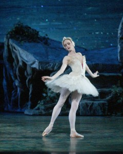 Gillian Murphy, Odette, Swan Lake, American Ballet Theatre, photo © Rosalie O'Connor
