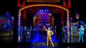 Thomas Lacey as Scott Hastings, Strictly Ballroom, photo Associated Press