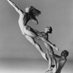 Josef Brown, Tracey Trundle and Bradley Chatfield, Sydney Dance Company's Salome, choreography by Graeme Murphy, photo © Lois Greenfield