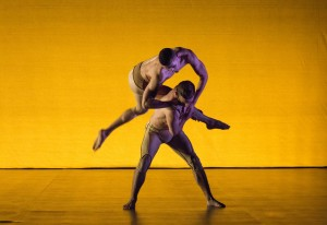 Ballet Boyz in Liam Scarlett's Serpent, photo © Michele Mossop