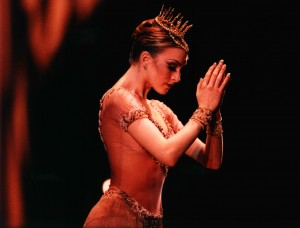 Gillian Murphy as Gamzatti, La Bayadere, photographer unknown