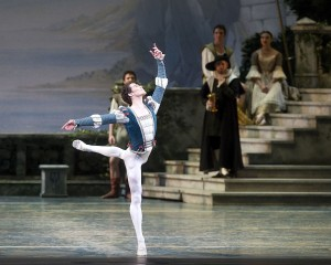 Cory Stearns, Swan Lake, American Ballet Theatre, photo © Rosalie O'Connor