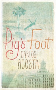 Pig's Foot, Carlos Acosta's first novel